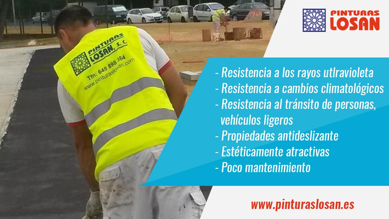 PINTORES VIAS CICLISTAS